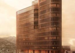Edificio Avancer Fachada