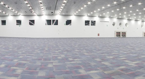 Iluminacion LED salon de eventos e1615665597960