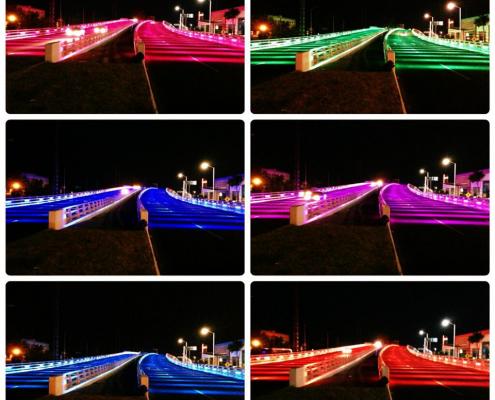 Proyecto de Iluminacion LED RGB